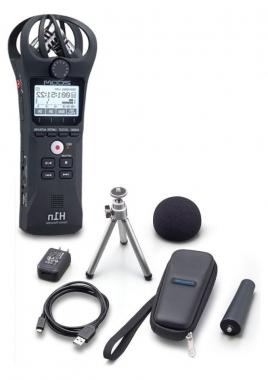 Zoom H1n/APH-1n Handyrecorder mit Zubehör-Set