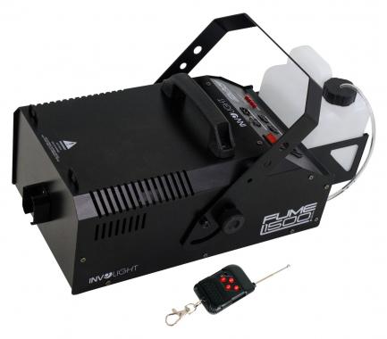 Involight Fume 1500 DMX Nebelmaschine