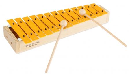 Classic Cantabile GS-13 Glockenspiel für Kinder