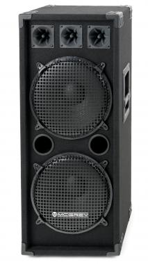 McGrey DJ-2222 Enceintes de Basement Party/DJ 1000W