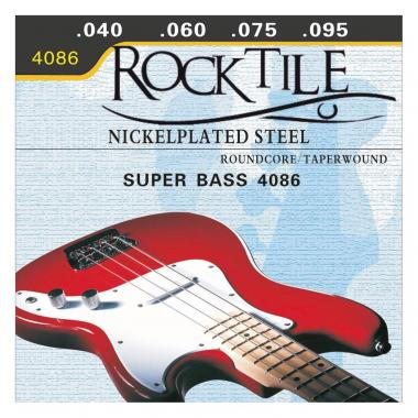 Rocktile E-Bass Strings Light 4 Strings