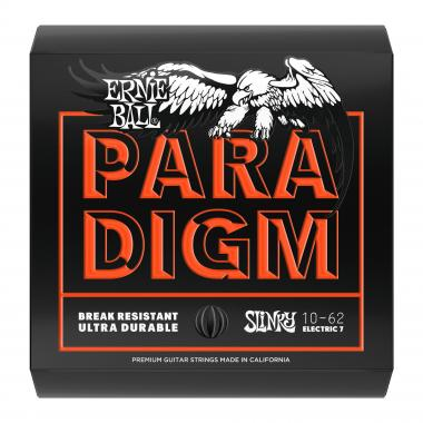Ernie Ball 2030 Paradigm Skinny Top Heavy Bottom Slinky 7-String