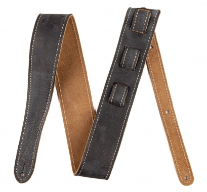 Fender Strap Road Worn BLK