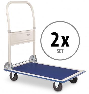 Stagecaptain Platformer Platform Trolley 2x set