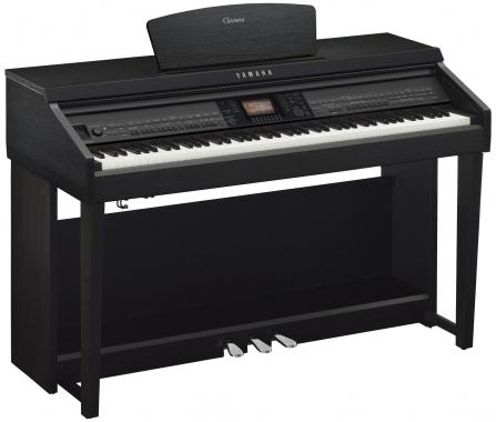 yamaha cvp 701 b clavinova digitalpiano schwarz matt. Black Bedroom Furniture Sets. Home Design Ideas