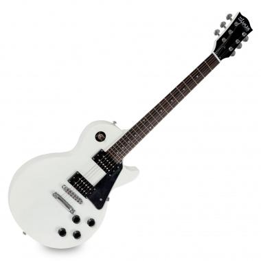 Shaman Element Series SCX-100W Electric Guitar White