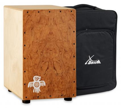 XDrum Cajon Peruana Hard Wood