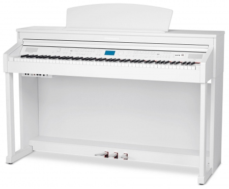 Steinmayer DP-380 SM pianoforte digitale bianco opaco