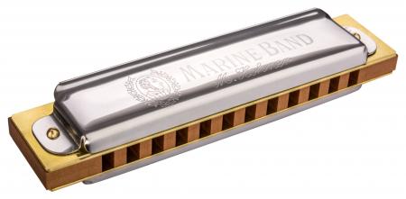 Hohner Marine Band 24 G Mundharmonika