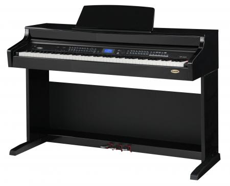 Classic Cantabile DP-A 410 RH digital piano, glossy black