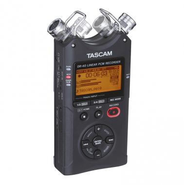 Tascam DR-40 Grabador digital portátil