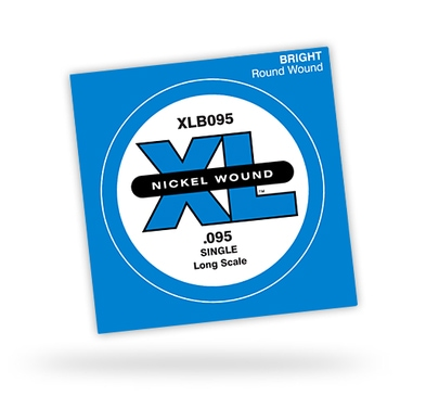 D'Addario XL Nickel Wound .095