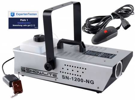 Showlite SN-1200W Machine à fumée