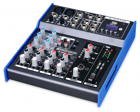Pronomic M-60FX-MP3 Mixing Console