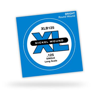 D'Addario XL Nickel Wound .125