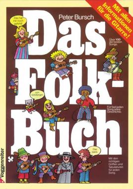 Das Folk-Buch - Peter Bursch
