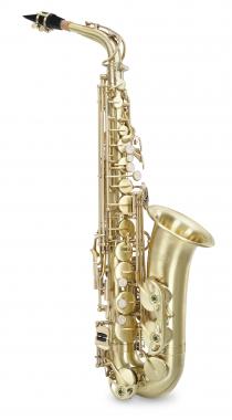 Classic Cantabile Winds AS-450 Brushed Eb-Altsaxophon-image-0