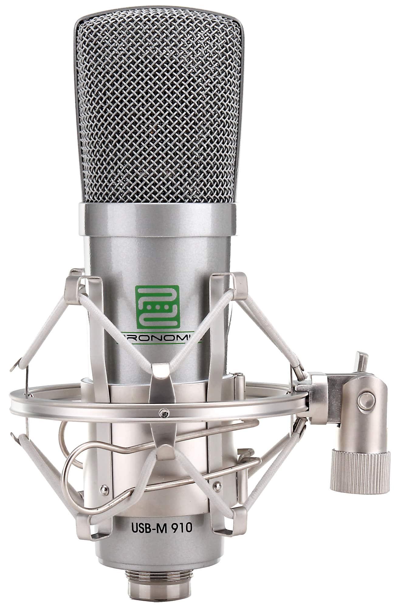 Mikrofone - Pronomic USB M 910 Podcast Kondensatormikrofon - Onlineshop Musikhaus Kirstein