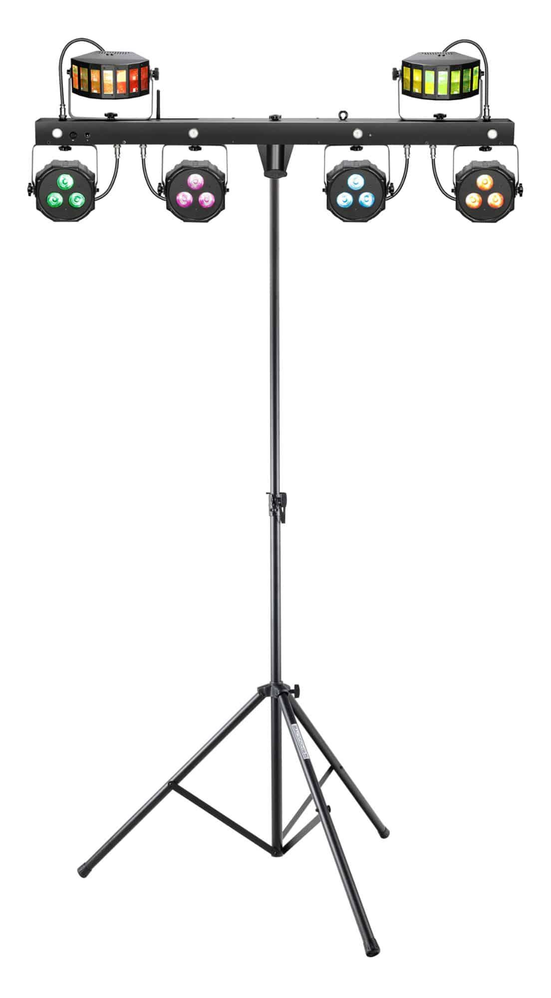 Lichtsets - Cameo Multi FX BAR EZ LED Komplettanlage mit Stativ - Onlineshop Musikhaus Kirstein
