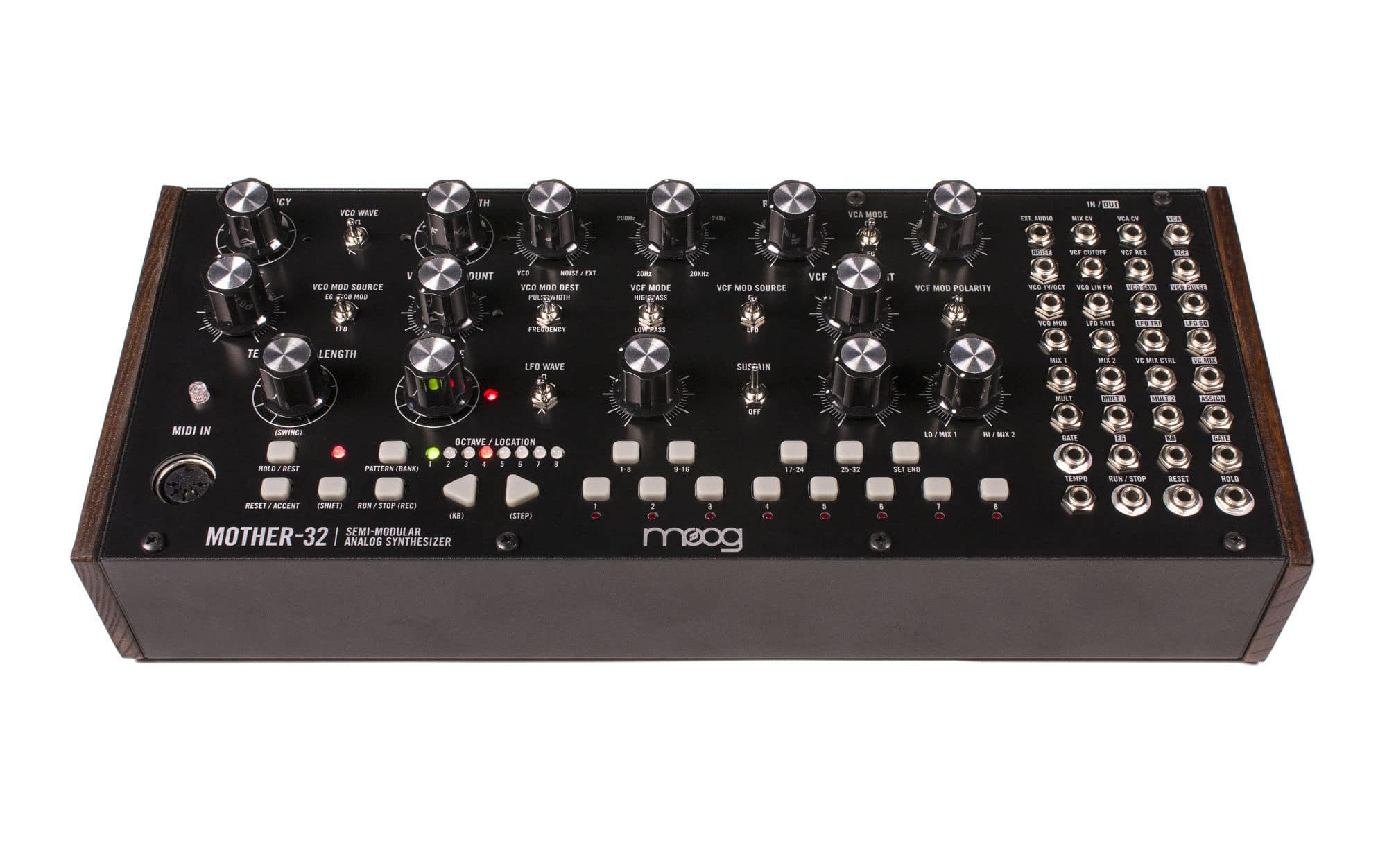 Synthesizer - Moog Mother 32 - Onlineshop Musikhaus Kirstein