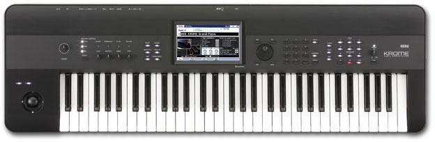 Korg Krome 61 Synthesizer Workstation