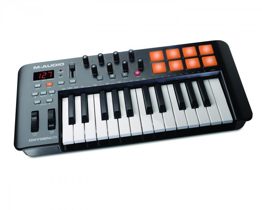M Audio Oxygen 25 MK4