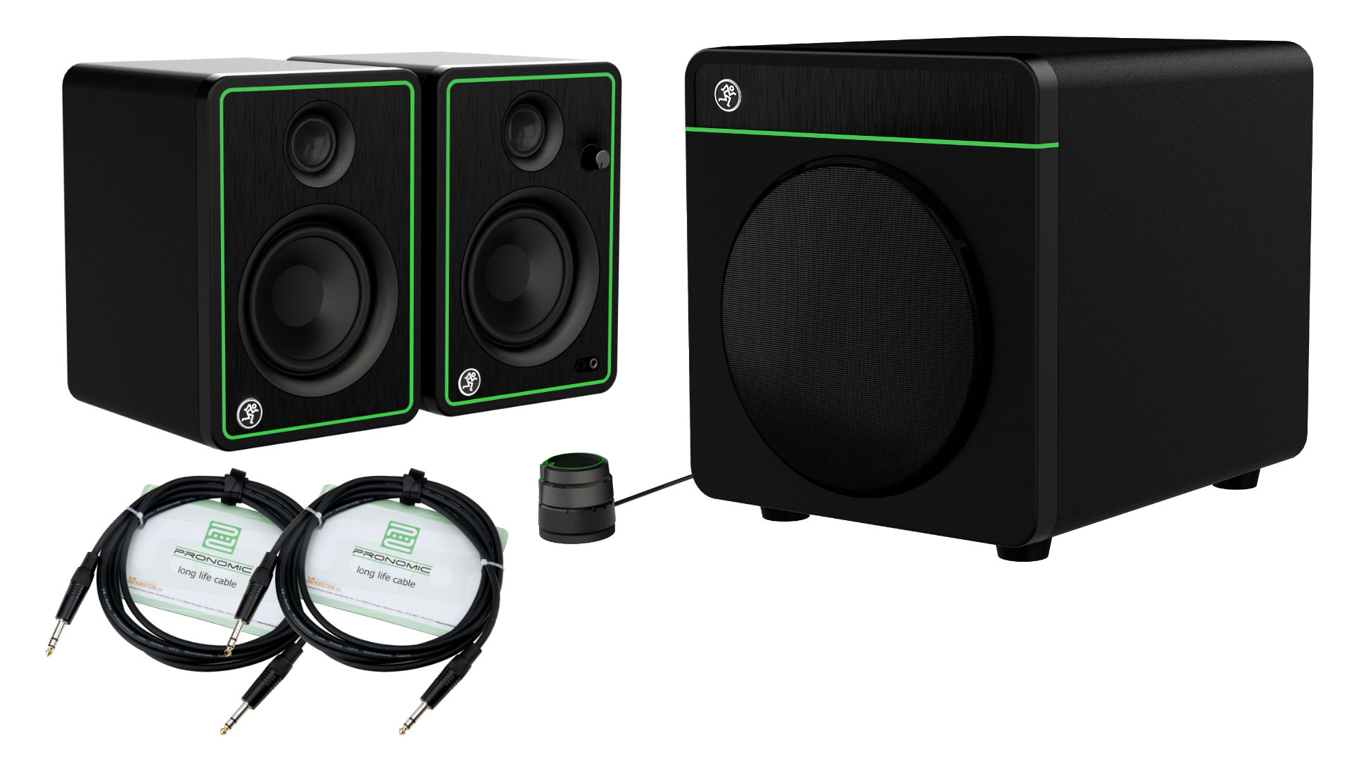 Studiomonitore - Mackie CR4 X Multimedia Bluetooth 2.1 Soundsystem - Onlineshop Musikhaus Kirstein