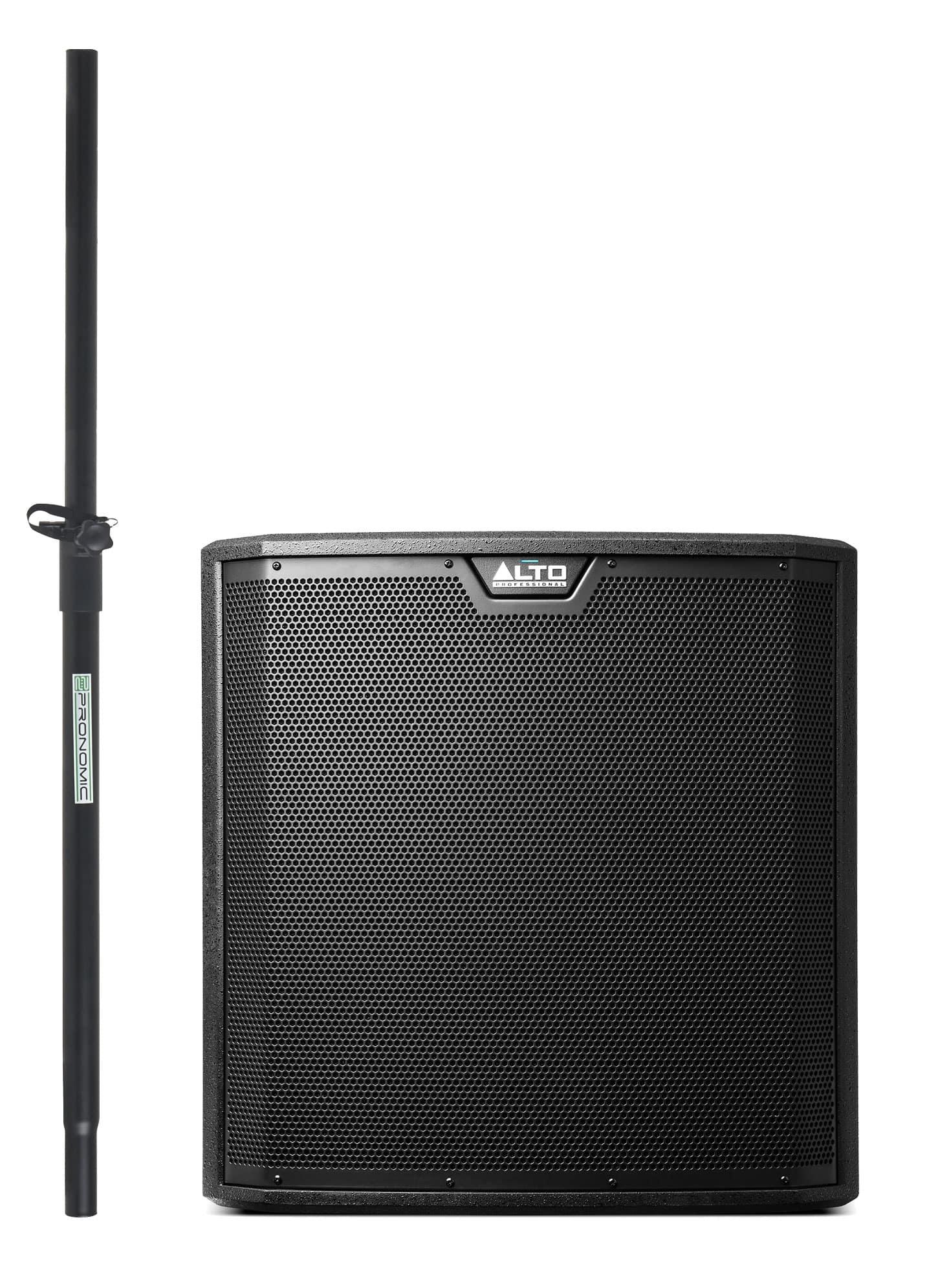 Paboxen - Alto TS315S Set inkl. Distanzstange - Onlineshop Musikhaus Kirstein