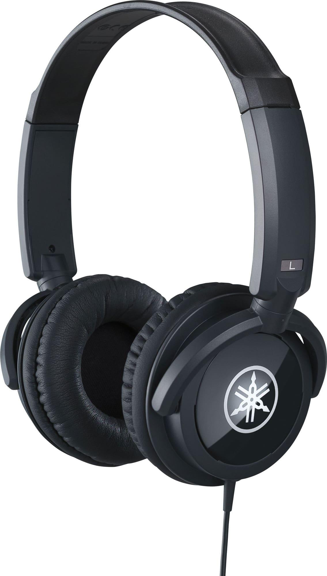 Studiozubehoer - Yamaha HPH 100B Kopfhörer schwarz Retoure (Zustand sehr gut) - Onlineshop Musikhaus Kirstein