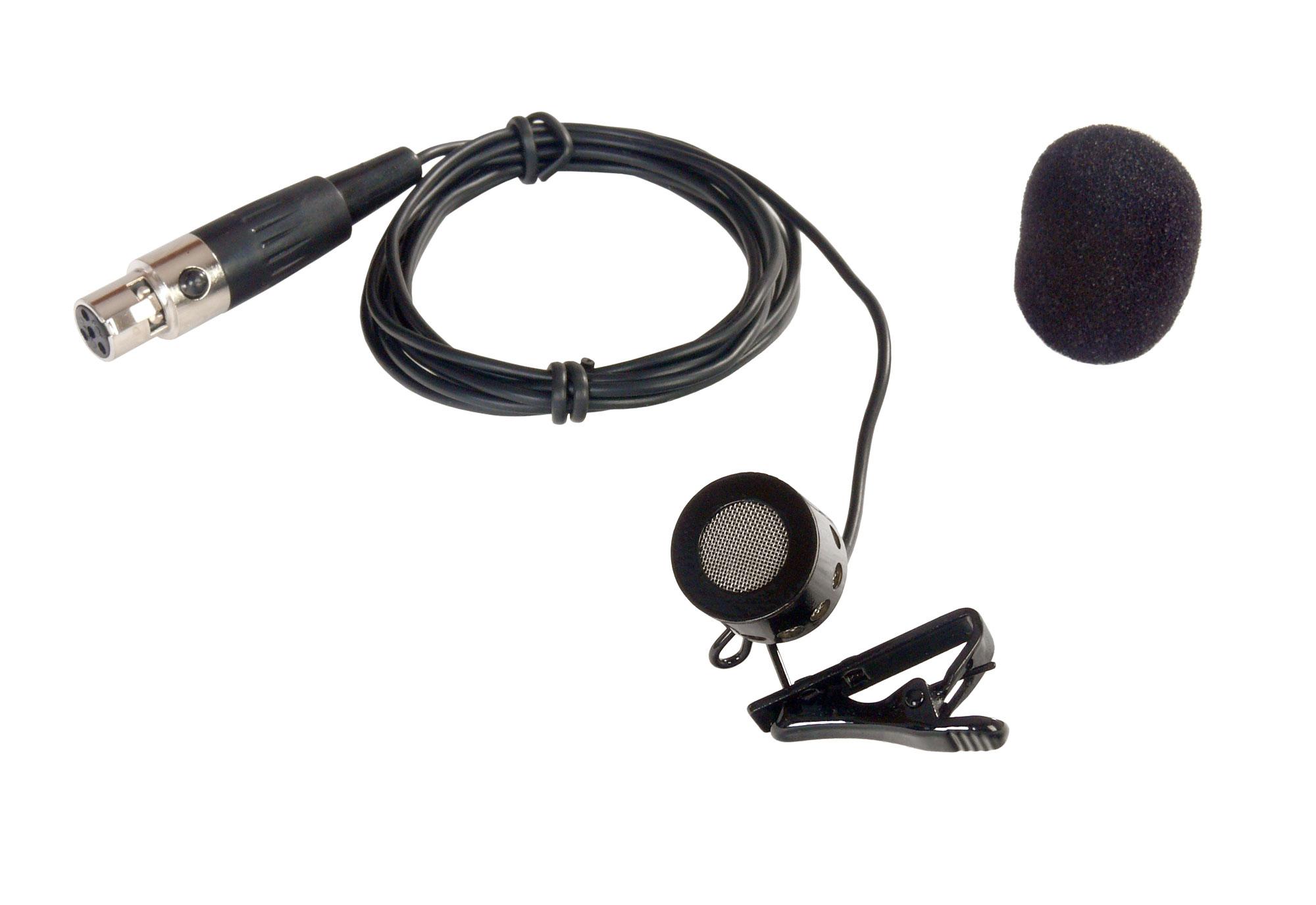 Pronomic LV 0211 Lavalier Mikrofon