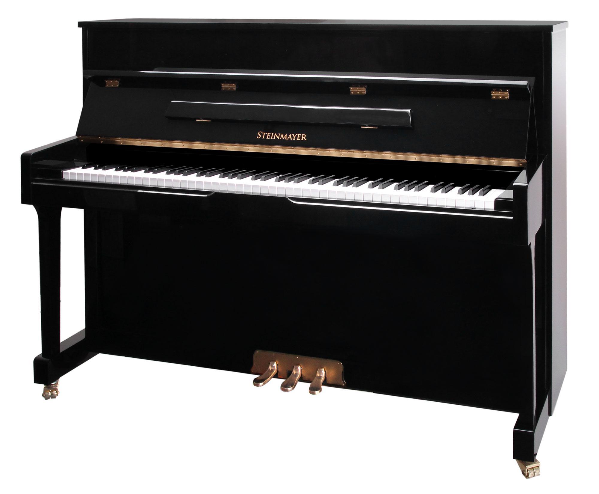 Steinmayer M10 Klavier schwarz Hochglanz