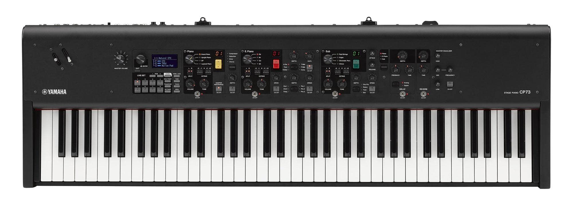 Stagepianos - Yamaha CP73 Stagepiano - Onlineshop Musikhaus Kirstein