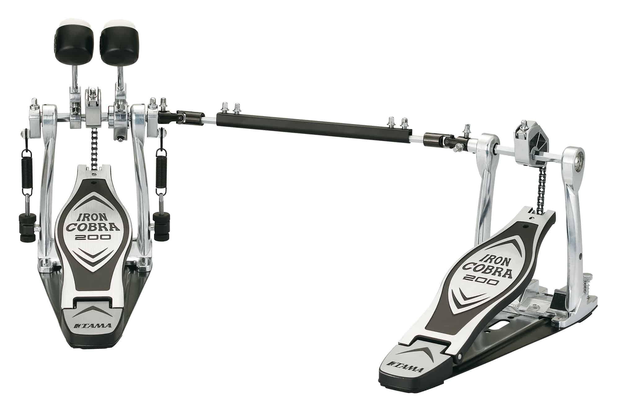 Drumhardware - Tama HP200PTWL Iron Cobra Doppel Fußmaschine links - Onlineshop Musikhaus Kirstein