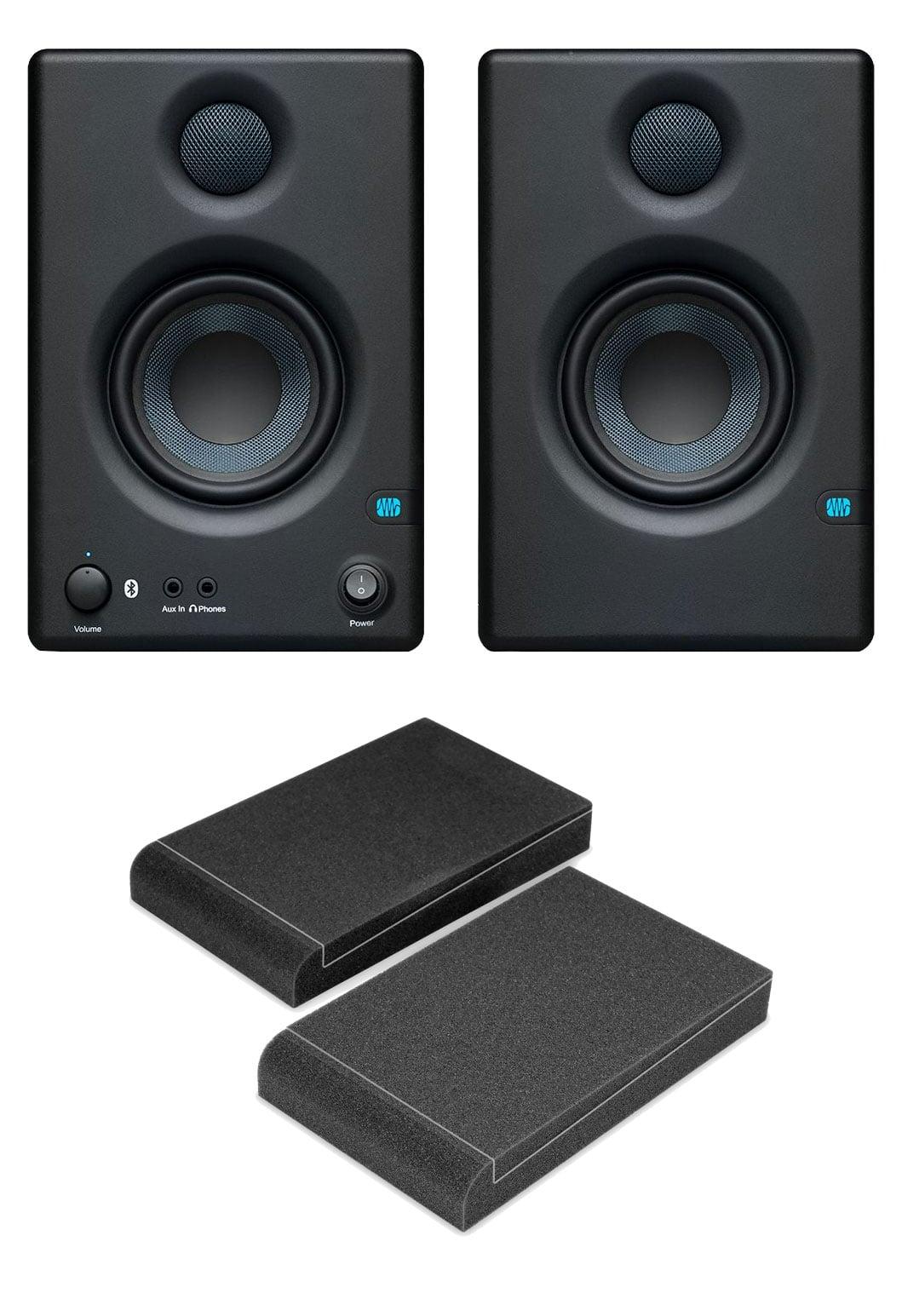 Studiomonitore - PreSonus Eris E3.5 BT Aktives Studiomonitor Paar inkl. Absorberplatten - Onlineshop Musikhaus Kirstein