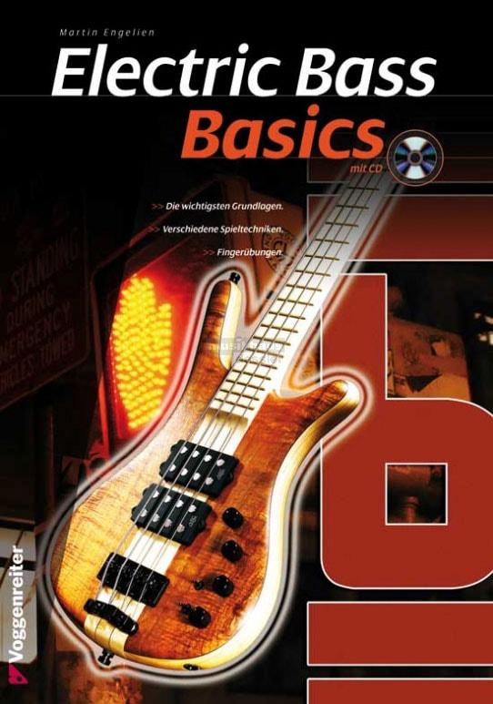 E Bass Basics CD