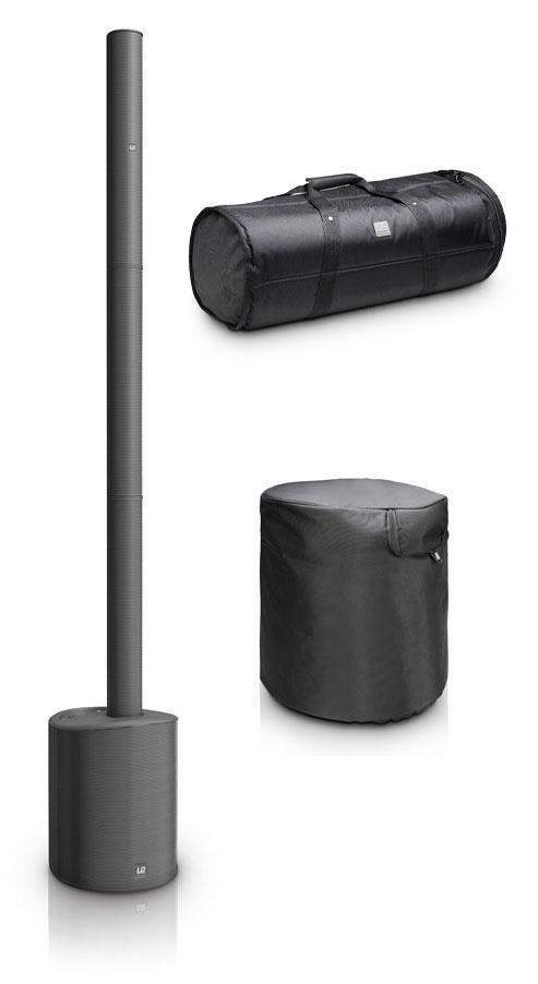 Paboxen - LD Systems Maui 5 Aktivanlage Set mit Taschen - Onlineshop Musikhaus Kirstein
