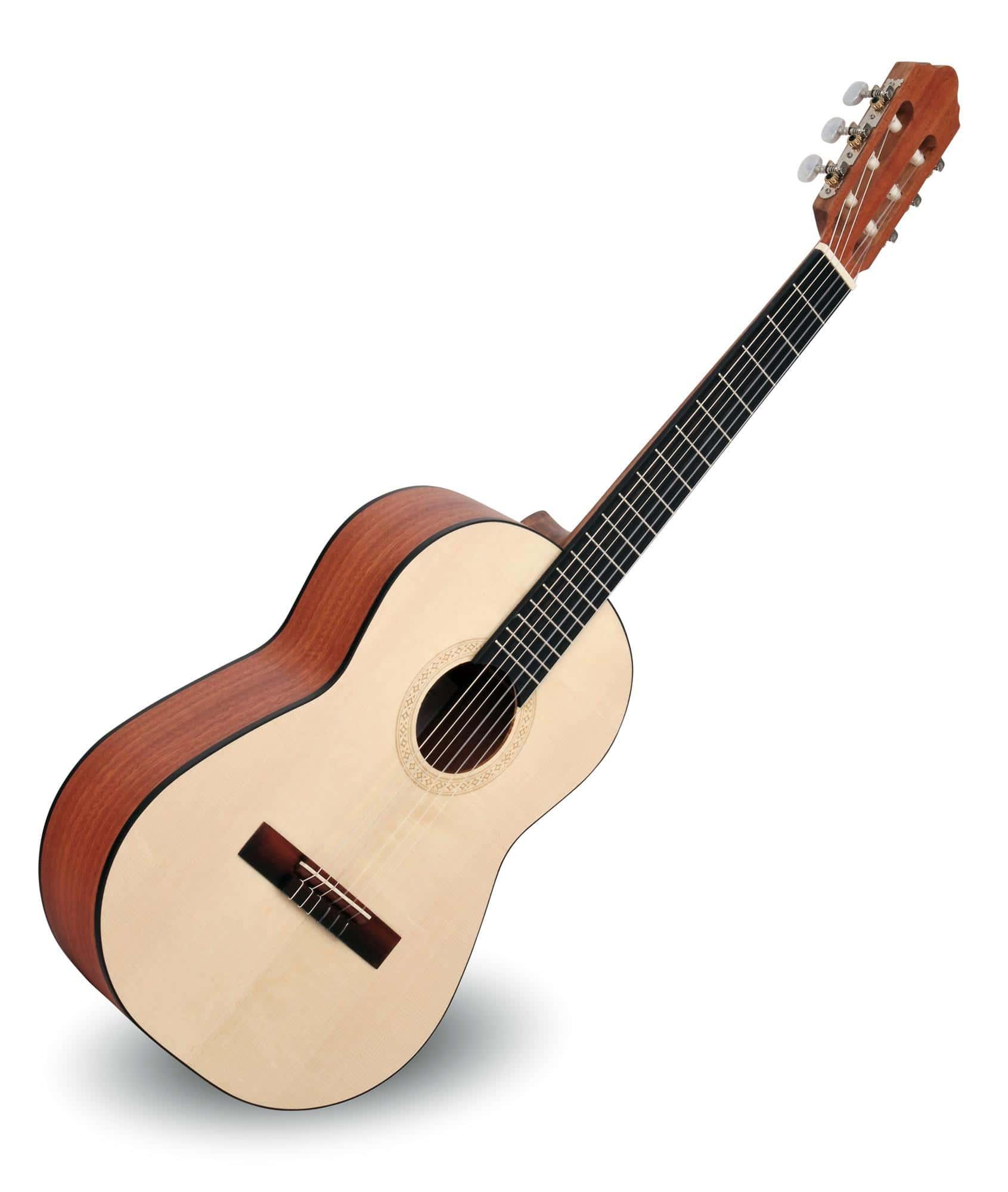 Calida Cadete Konzertgitarre 3 4 Fichte Matt Made in Portugal