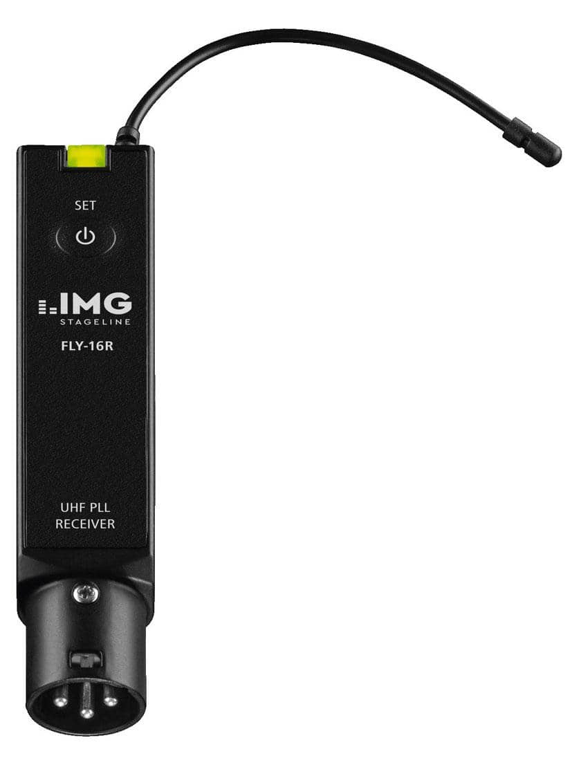 IMG Stageline FLY 16R PA Audio Funk Empfänger