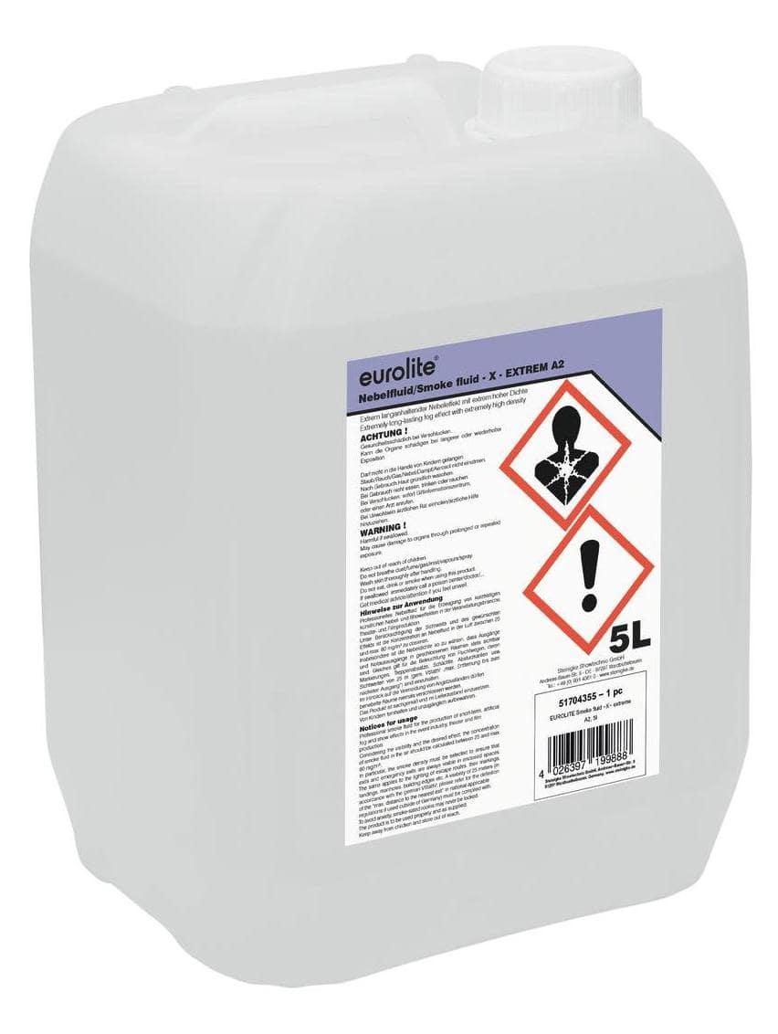 Eurolite Smoke Fluid 'X' 5 L Nebelfluid Extrem A2