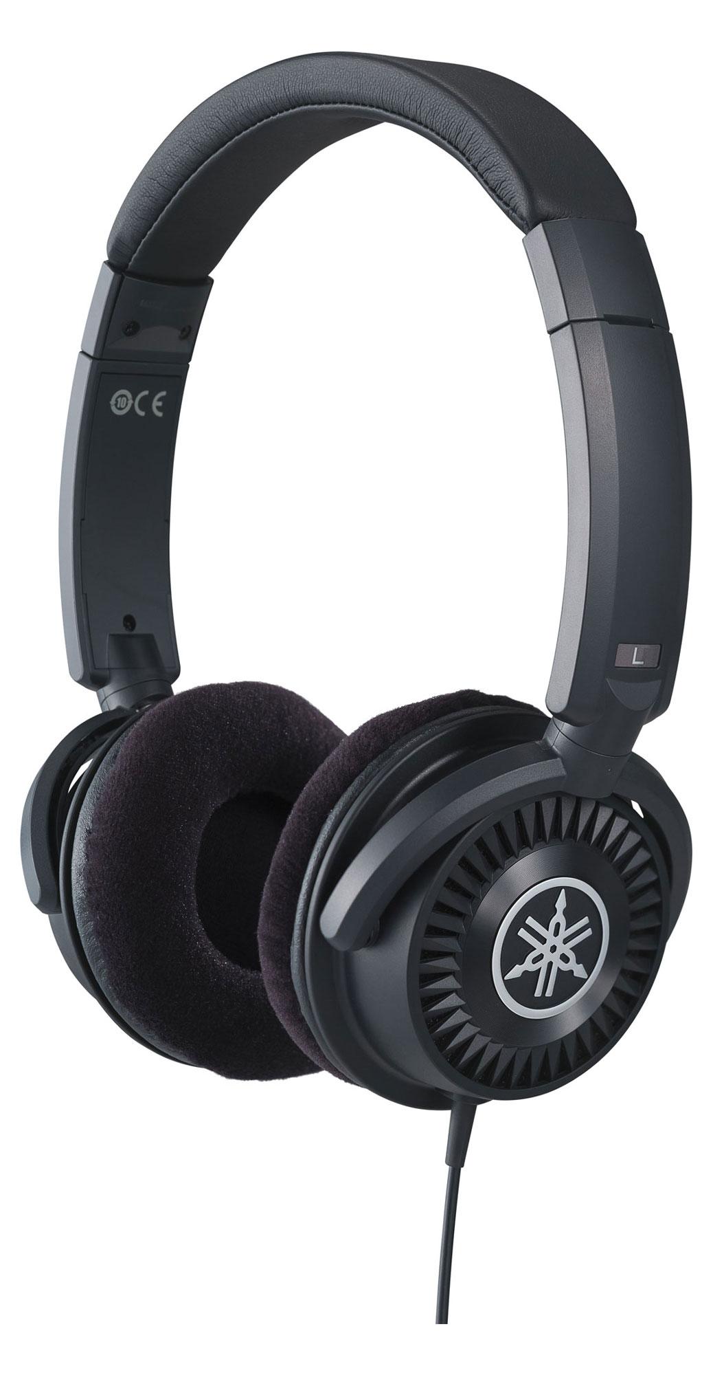 Yamaha HPH 150B Kopfhörer schwarz