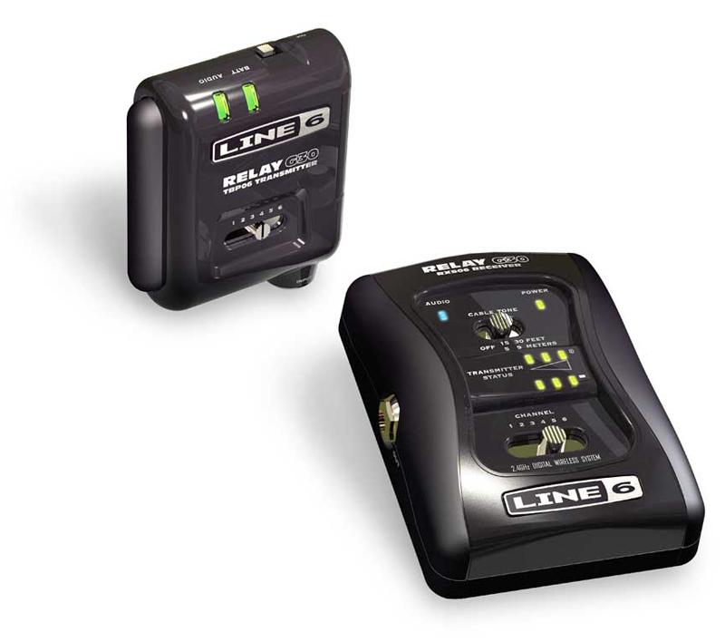 Line6 Relay G30 Wireless Guitar System