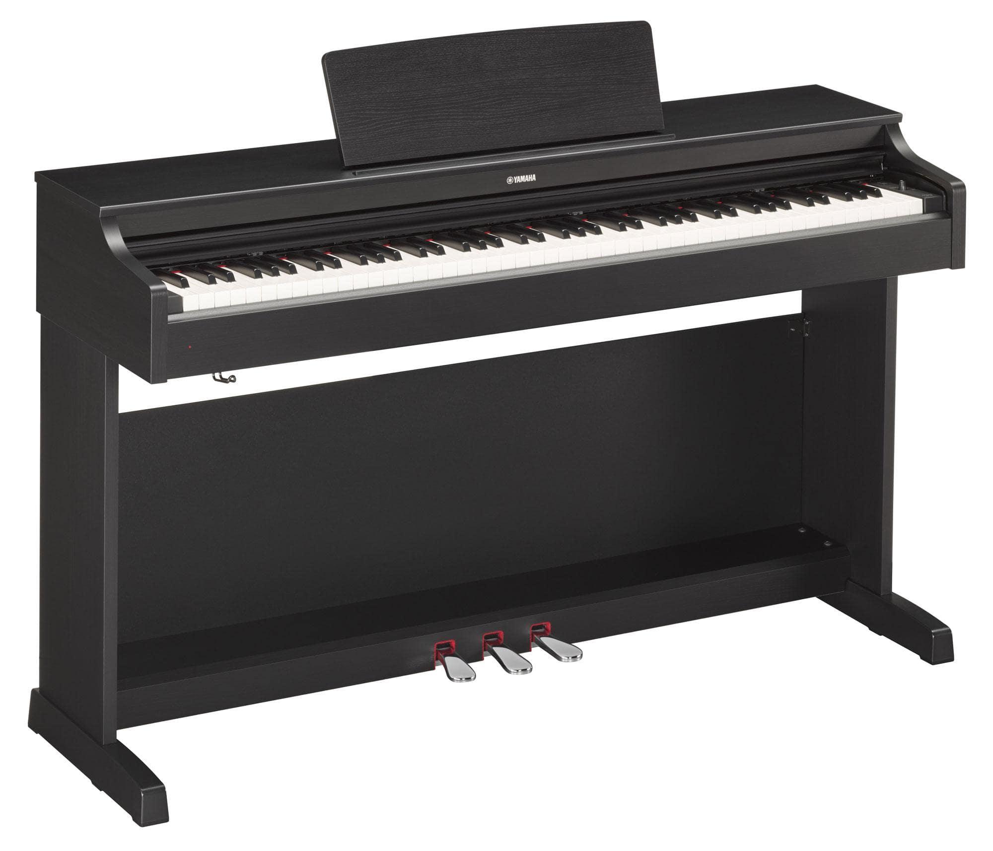 Yamaha YDP 163 B Arius E Piano Schwarz Matt