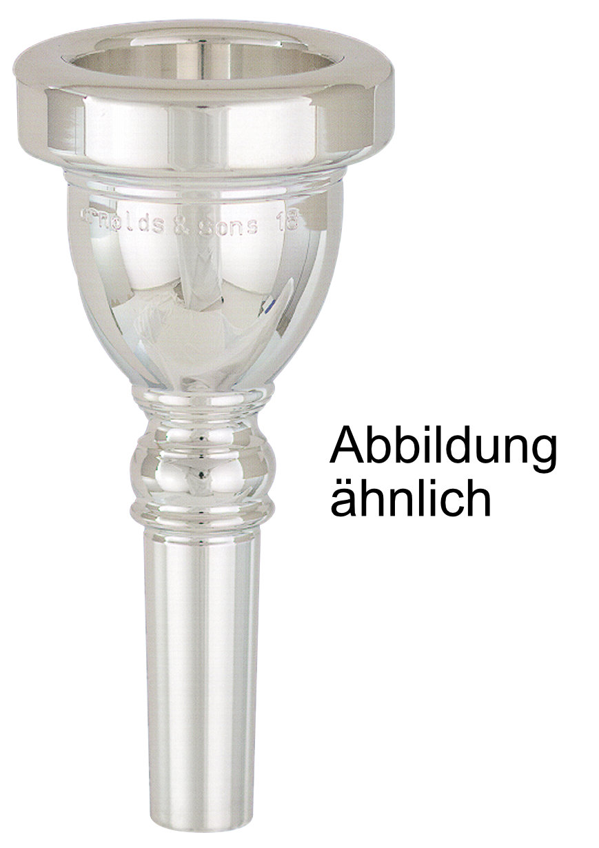 Mundstuecke - Arnolds Sons 24 AW Mundstück Bb Tuba - Onlineshop Musikhaus Kirstein