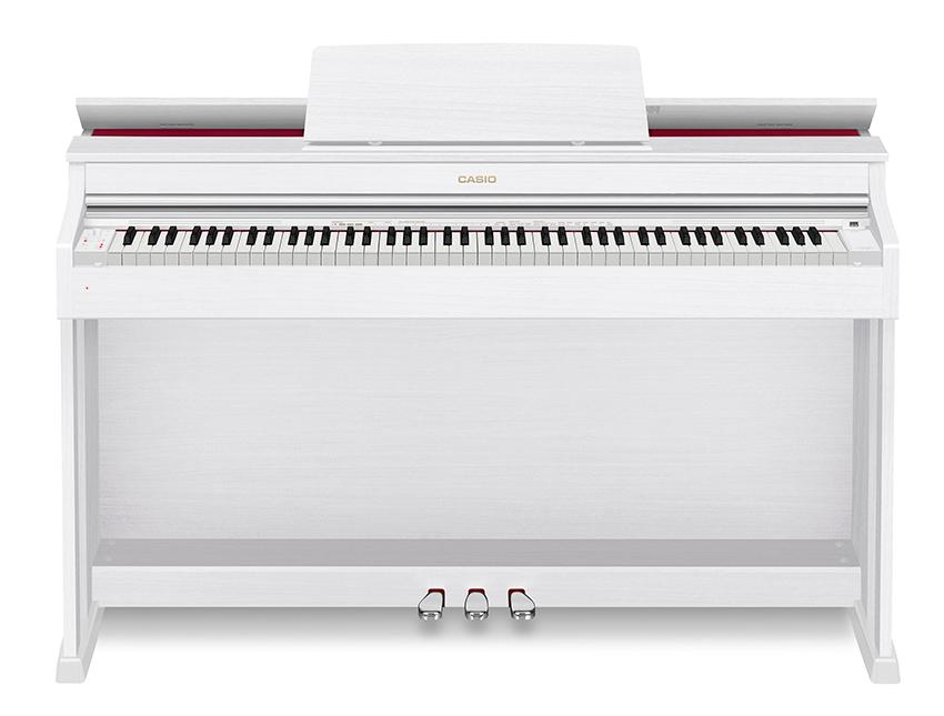 Casio Celviano AP 470 Digitalpiano Weiß