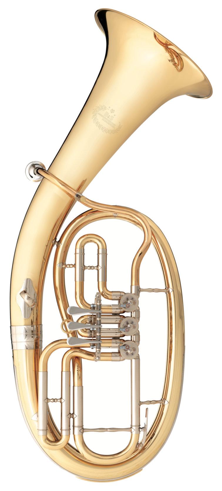 Hoerner - B S B Tenorhorn 3032|2 L - Onlineshop Musikhaus Kirstein