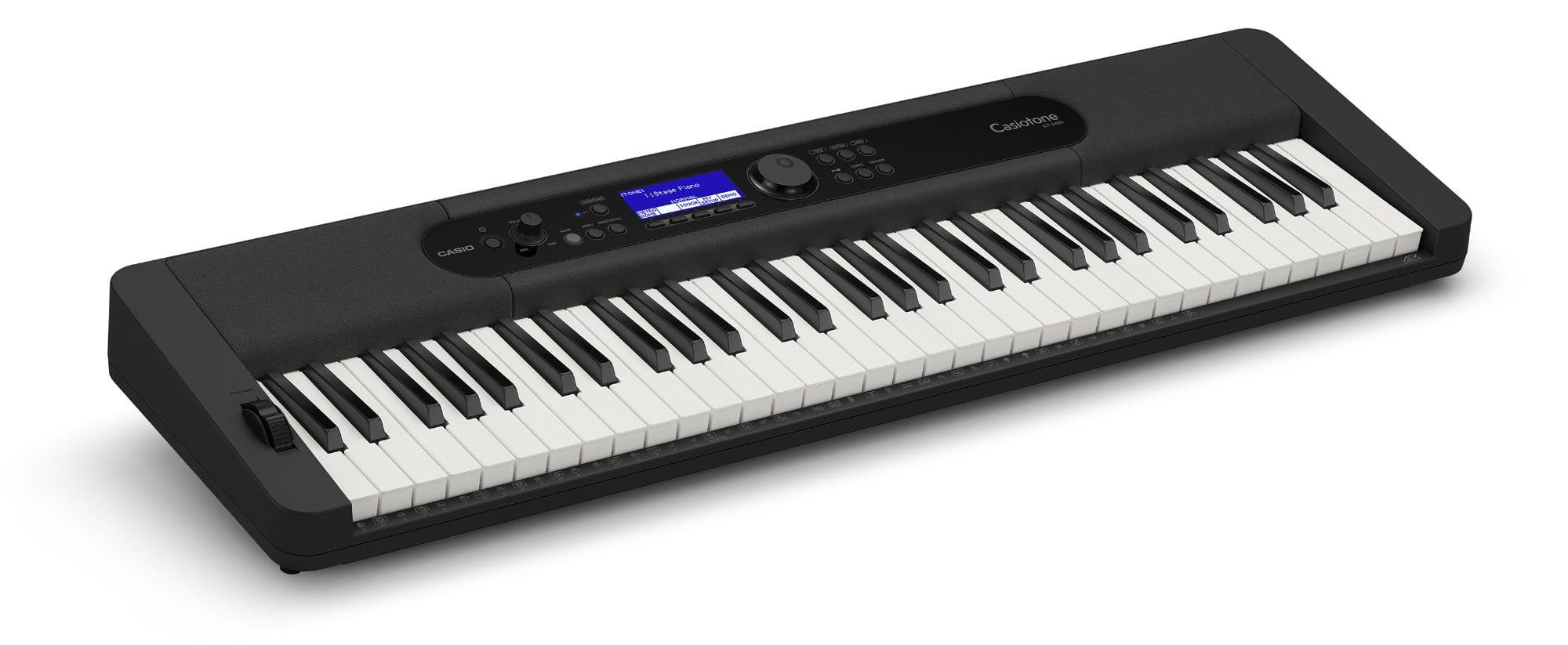 Homekeyboards - Casio CT S400 Casiotone Keyboard - Onlineshop Musikhaus Kirstein
