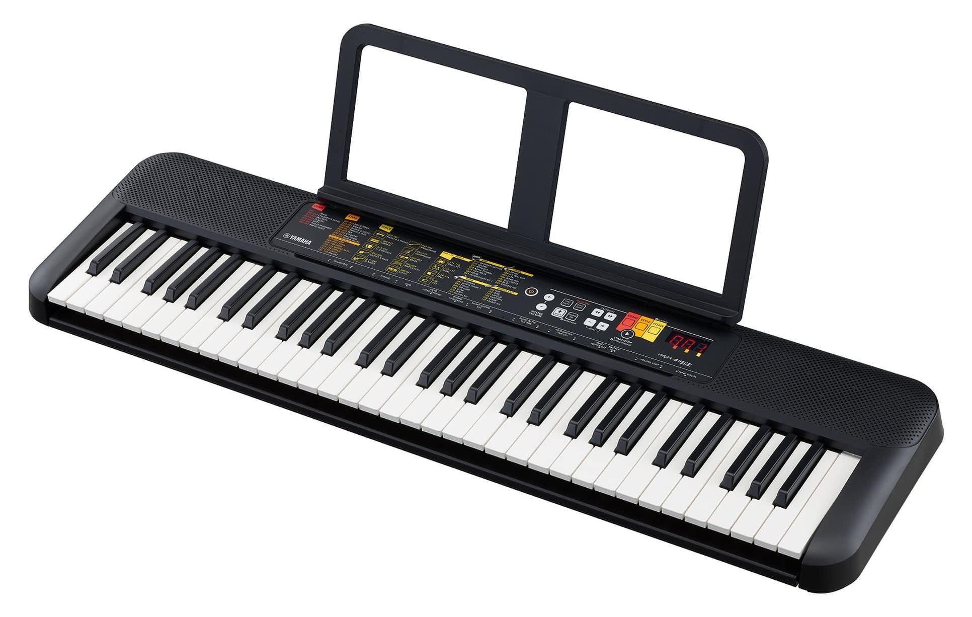 Homekeyboards - Yamaha PSR F52 Keyboard - Onlineshop Musikhaus Kirstein