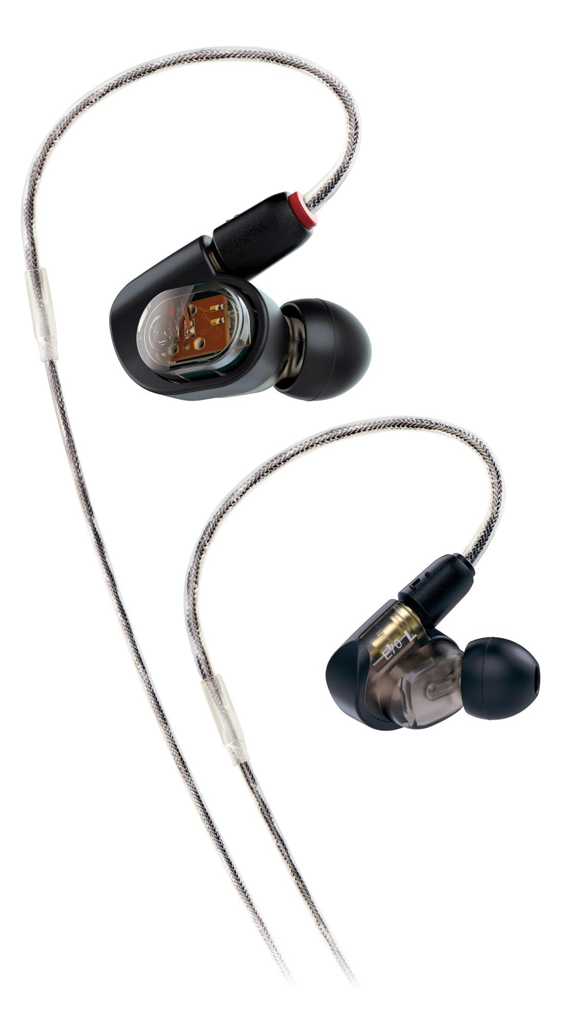 Audio Technica ATH E70 In Ear Monitor Kopfhörer