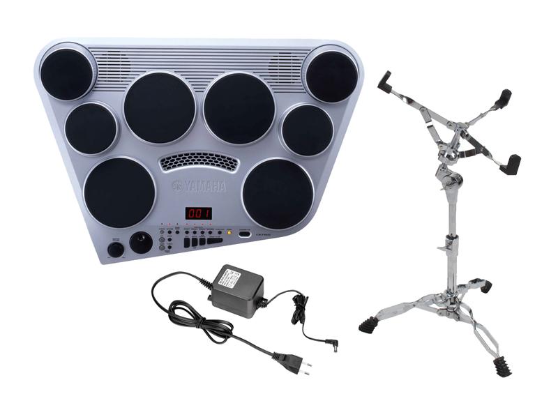 Yamaha DD 65 E Percussion SET inkl. Snareständer Netzteil
