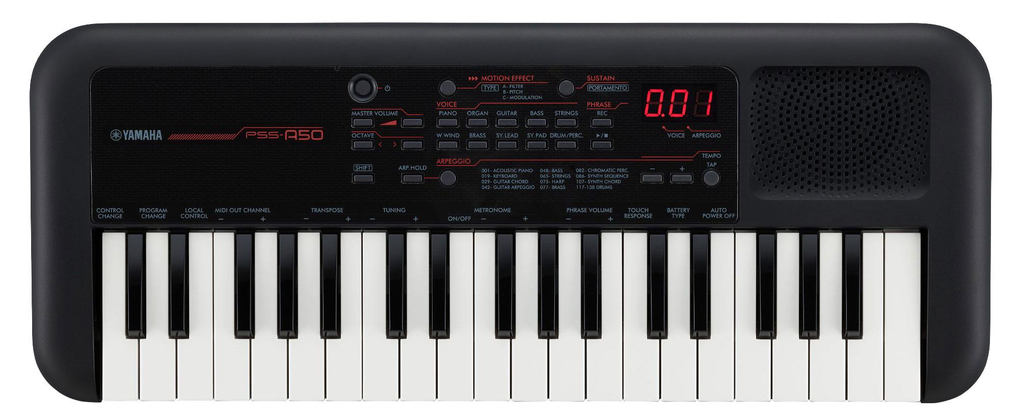 Homekeyboards - Yamaha PSS A50 Keyboard - Onlineshop Musikhaus Kirstein